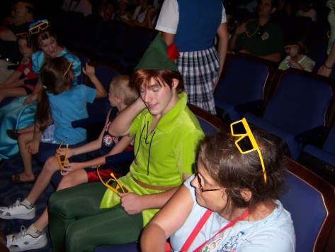 Peter Pan 2006 Family Magic Tour
