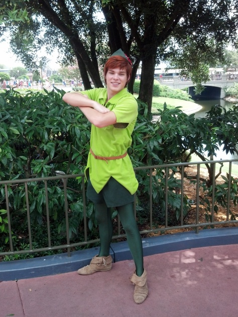 Peter Pan - Adventureland 2012
