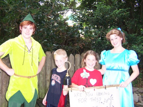 Peter Pan & Wendy 2006 Family Magic Tour