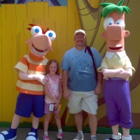 Phineas and Ferb - Hollywood Studios