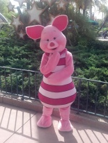 Piglet - Hollywood Studios 2012