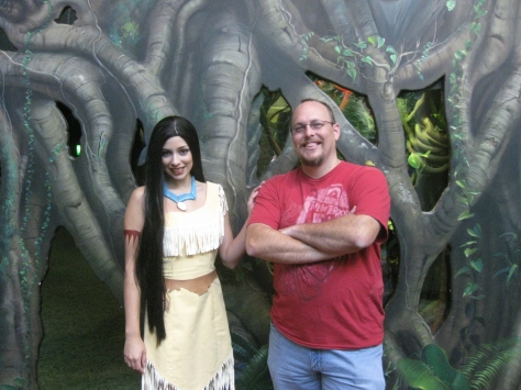 Pocahontas November 2010 Rafiki's Planet Watch