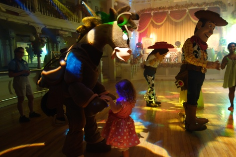 Woody's Dance Party