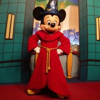 Sorcerer Mickey at Hollywood Studios