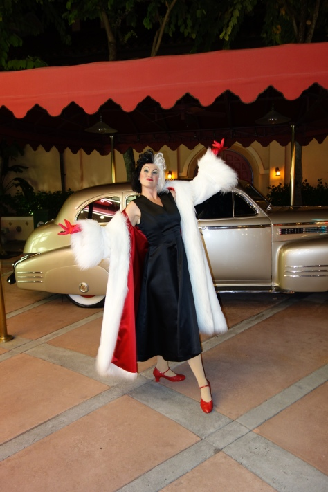 Cruella VILLAINS BASH 2012 (2)