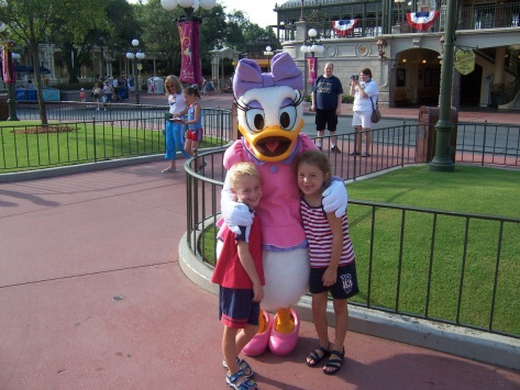 Magic Kingdom 2004