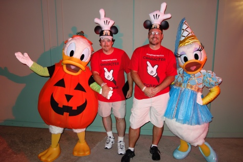 Mickey's Not So Scary Halloween Party 2012