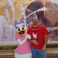 Daisy Duck no longer offering regular meets in Epcot