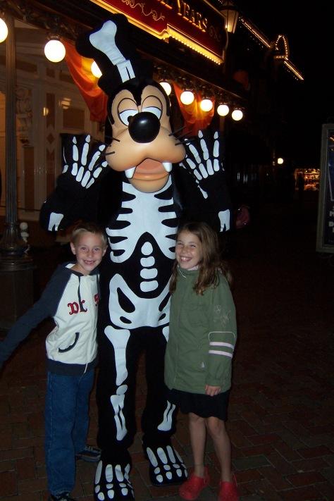 Disneyland Halloween 2007