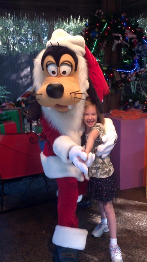 Animal Kingdom Christmas 2011
