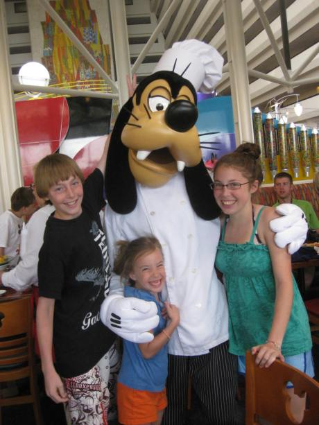 Chef Mickeys 2011