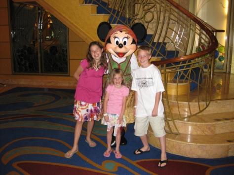 Disney Cruise Line 2009