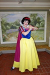 Snow White at the Magic Kingdom