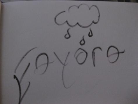 eeyore autograph