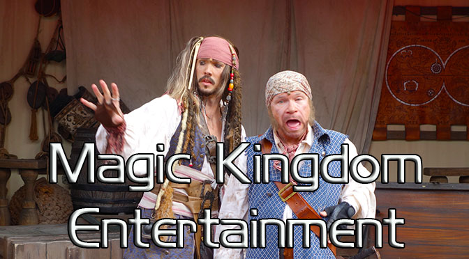 Magic Kingdom Entertainment Schedule, Magic Kingdom Times Guide KennythePirate, EasyWDW, WDW Prep School, Allears, Undercovertourist, touringplans, dadsguidetowdw, yourfirstvisit