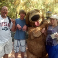 Dug and Russell - Animal Kingdom