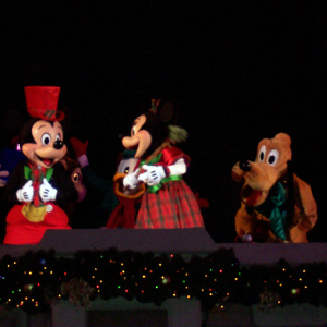 Celebrate the Season Walt Disney World