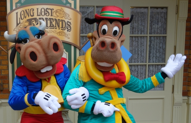 Clarabelle and Horace (5)