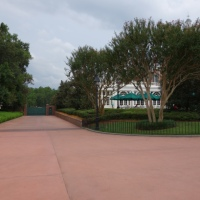 Epcot character training spots