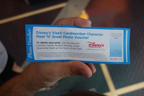 Epcot Visa Character Meet Mickey Minnie Goofy (1)