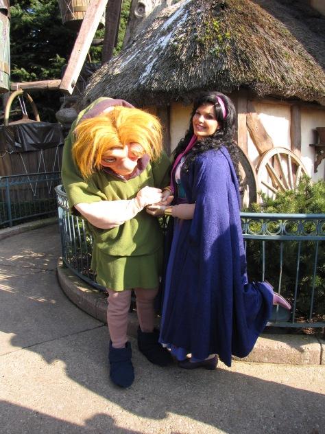 worldwide wednesdays � quasimodo esmeralda frollo and