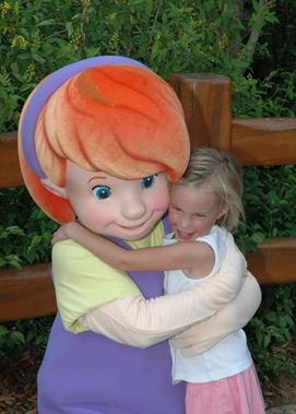 Hug Darby