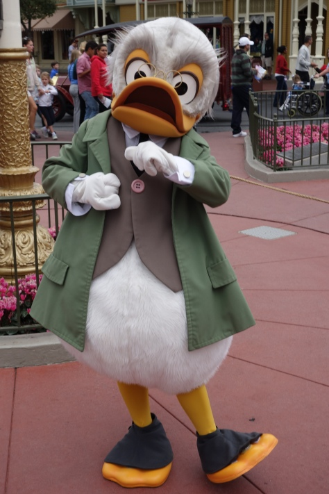 Walt Disney World, Magic Kingdom, Limited Time Magic, Ludwig Von Drake