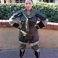 Worldwide Wednesdays - Ping, Mushu, Shan Yu and Mulan
