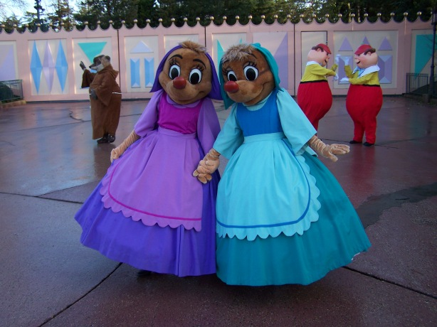Suzy & Perla Disneyland Paris
