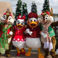 Limited Time Magic:  Winter Wonderland in Epcot's Canada Pavilion