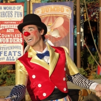 WOWZER - another clown joined the Storybook Circus