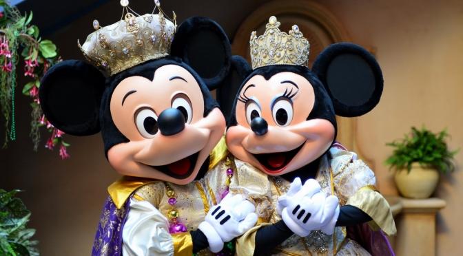 Disneyland Limited Time Magic – Bayou Bash characters