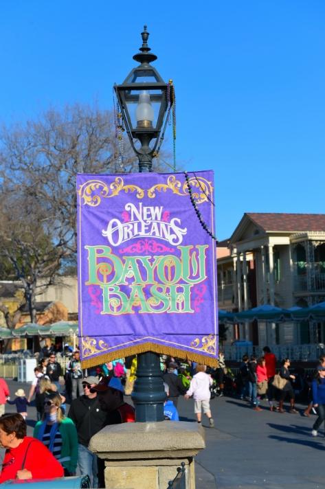 Disneyland Limited Time Magic Bayou Bash Feb 2013  Copyright Rich Muller