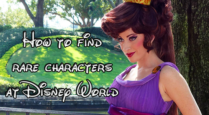 find disney world characters, locate disney world characters