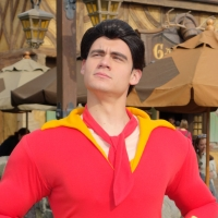 Gaston offers a moment of his valuable time.