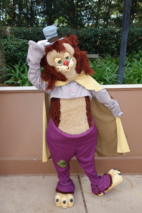 Walt Disney World, Epcot Character Training, Gideon
