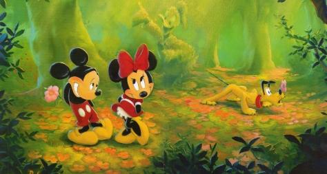 Mickey Monitor Spring 2013