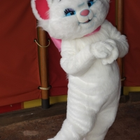 A little fun with Marie the Aristocat in Storybook Circus