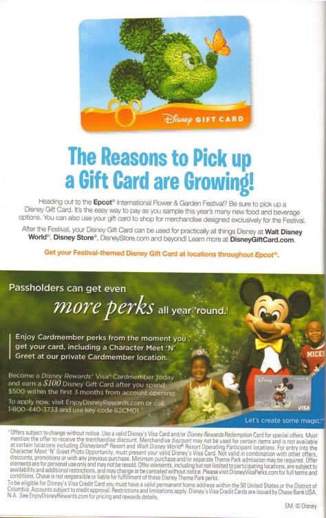 Mickey Monitor Spring 201320