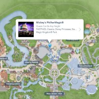 Walt Disney World to receive new maps