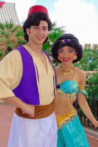 Aladdin and Jasmine EP 2012-1