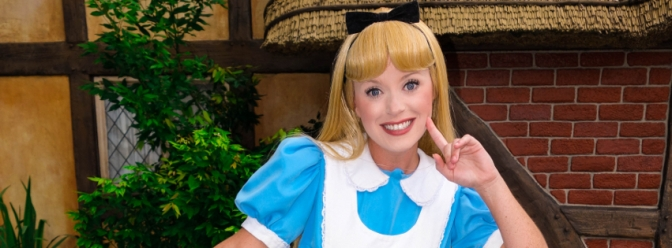 Magic Kingdom Female Characters Touring Plan