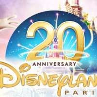 Worldwide Wednesdays - Mowgli, Jungle Monkeys, Baloo and King Louie at Disneyland Paris