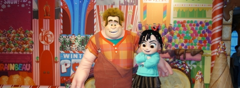 ralph and vanellope facebook