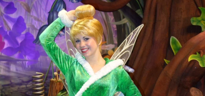 Tinker Bell to relocate to Magic Kingdom's Town Square Theater