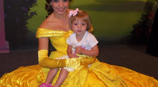 Sunday Squeeze – Chris Larys family Princess meets