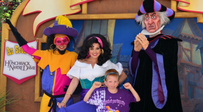 Long-lost Friends at Disneyland for Limited Time Magic and where's the pirate been?