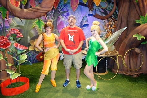 Tinker Bell and Fawn with KennythePirate