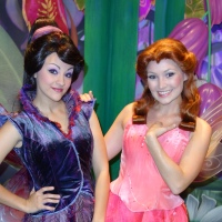 Rosetta to replace Periwinkle at Tinker Bell's Nook in Adventureland at the Magic Kingdom