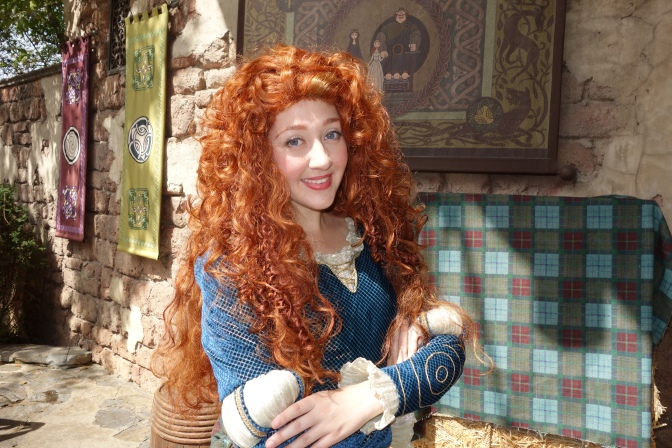 Merida Magic Kingdom